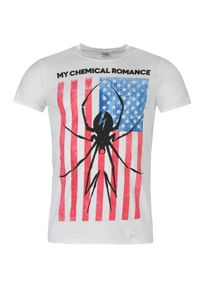 Official My Chemical Romance T Shirt Mens