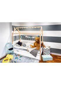 Dětská postel Ourbaby Paul 180x80 cm bílá