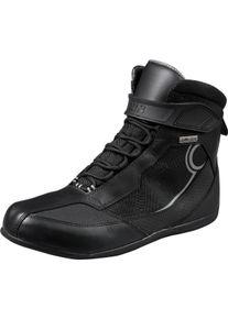 iXS Lace-ST Motocyklové boty 42 Černá