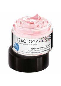 Teaology Peach Tea Hydra Cream Krém na obličej 50 ml