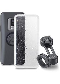 SP Connect Moto Bundle Samsung Galaxy S9+ Telefon Smartphone Jedna velikost Černá
