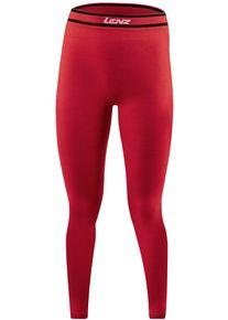 Lenz 6.0 Merino Dámské funkční kalhoty XS červená