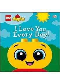 Lego Duplo I Love You Every Day! (Kosara Tori)(Board Books)