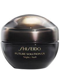 Shiseido Future Solutions LX Total Regenerating Cream Krém na obličej 50 ml