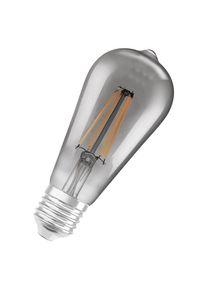 Osram LEDVANCE SMART plus Filament Edison Dimmable 44 6 W/2500 K E27 4058075486140 4058075486140