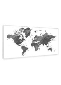Klarstein Wonderwall Air Art Smart, infračervený ohřívač, černá mapa, 120 x 60 cm, 700 W