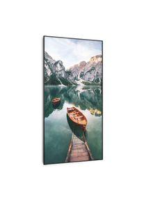 Klarstein Wonderwall Air Art Smart, infračervený ohřívač, moře vertikálně, 60 x 120 cm, 700 W