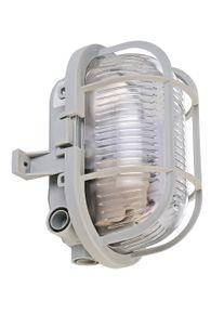 Deko-Light nástěnné a stropní svítidlo Syrma Oval šedá 220-240V AC/50-60Hz E27 1x max. 42,00 W 170 šedá 401013